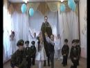 МКДОУ № 33. Танец «Белые лебеди»