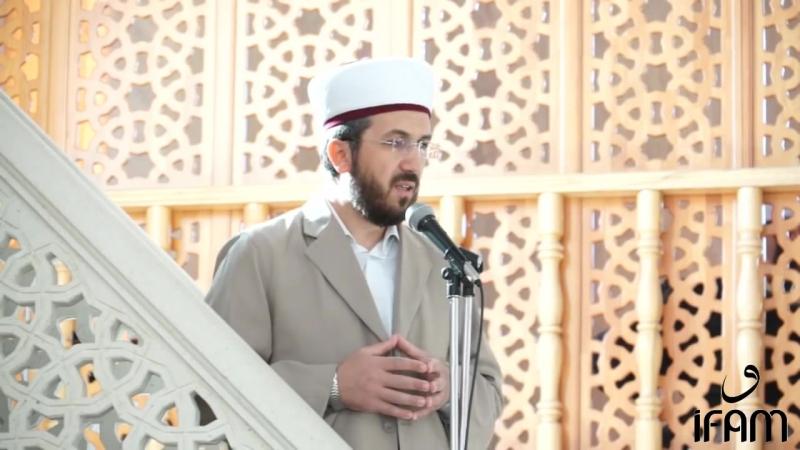 Şehidül İslam Abdülkadir Molla - İhsan Şenocak Hoca