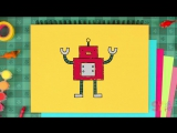 Drawing And Coloring A Robot _ More Art For Kids _ Watch Learn