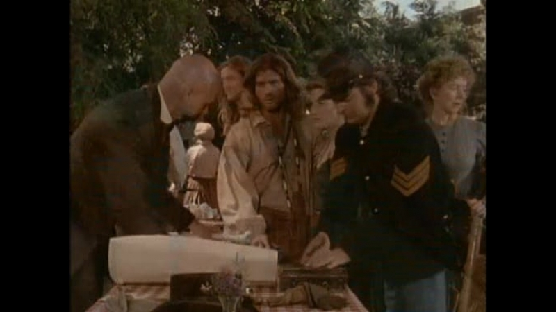 Доктор Куин. Женщина-Врач. 3 сезон. 20 серия. 1993. Bone of Contention
