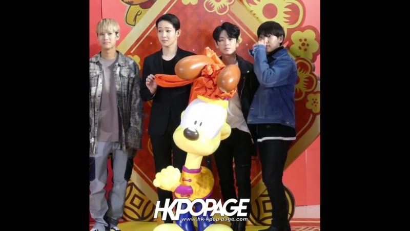 Hk kpop page