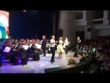 Никита Фоминых и шоу-балет 'Феерия' совместно с Президентским оркестром Республики Беларусь
