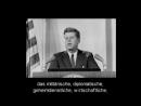 Kennedy warnte vor einer Weltverschwörung -27-04-1961-
