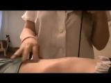 Nurse Hard Navel Tickle Torture
