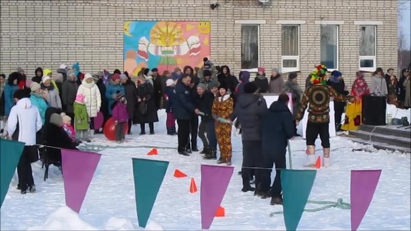 Масленица 18. 02.2018 г ДК Вознесенье