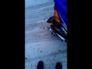 скутер на ремонте видио отчет
