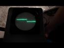 Прямоугольный сигнал с генератора тестера.