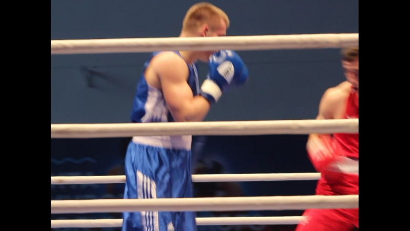 75 кг. Исраил Мадримов (Узбекистан) - Игорь Иванченко (Москва)