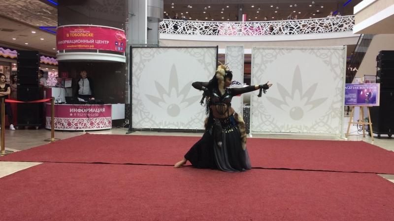 IV ежегодный фестиваль восточного танца Магия востока - Трайбл Саитова Чулпан