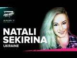Natali Sekirina at Feel the Beat