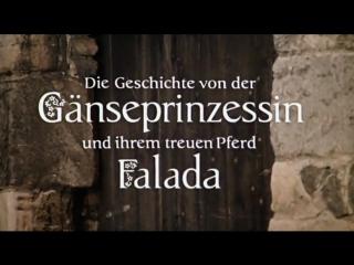 Гусятница' 1988 / Die Geschichte von der Gänseprinzessin und ihrem treuen Pferd
