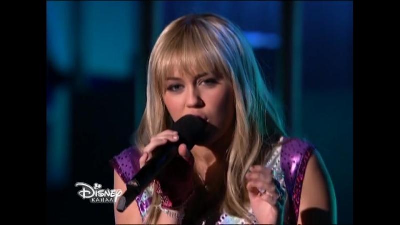 Hannah Montana — Mixed Up (Канал Disney)