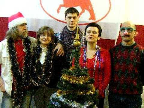 АГП з Бабруйску віншуе з надыходзячым 2012 годам!