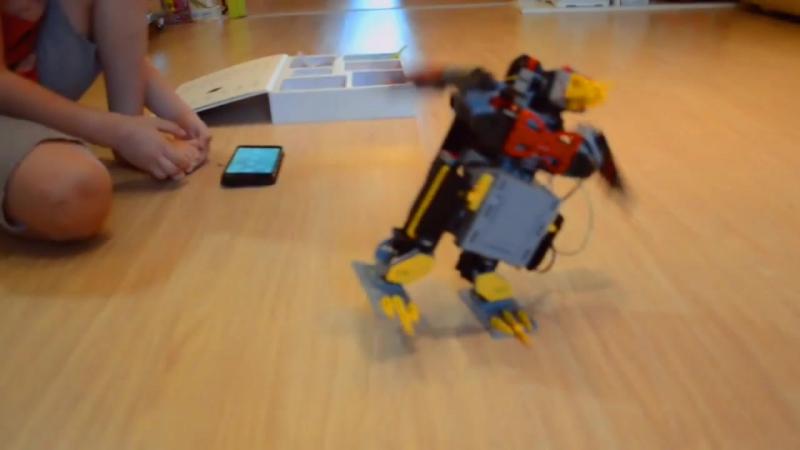 Конструктор робота Jimu Explorer Ubtech Robotics