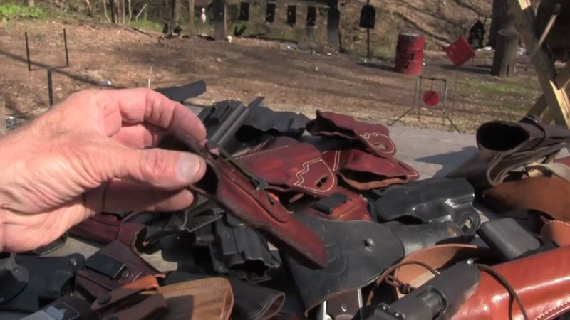 Holsters 101