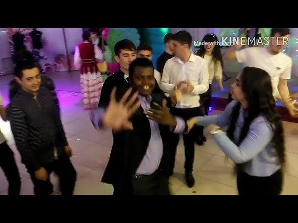 Африканс бо точико ракси точки кард наврузи дар Новосибирск