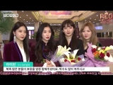 180402 Red Velvet @ Pyongyang, North Korea Interview [рус. саб]