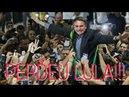 TCHAU LULA CHEGADA ÉPICA DO BOLSONARO EM CURITIBA