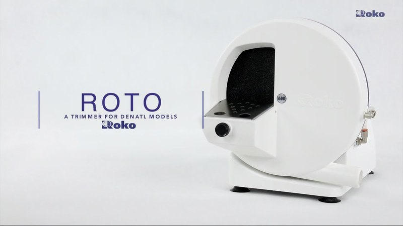 ROTO - A TRIMMER FOR DENTAL MODELS by Roko