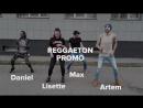 Giras Nacionales 🎧 Reggaeton Daniel Lisetta Max Artem