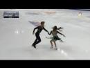 Madison CHOCK Evan BATES Short Dance US Figure Skating Championships 2018