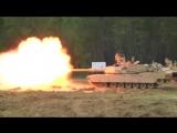 US Army - M1A2 сентября V2 Главная Танки и M109A6 Paladin SPHs Прямой эфир Обжиг [720p]