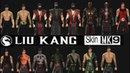 Mortal Kombat ALL LIU KANG mod MK Costume Skin PC Mod MK9 Komplete Edition MKKE LINK DOWNLOAD