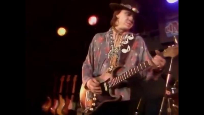 Stevie Ray Vaughan - Live At The El Mocambo 1983
