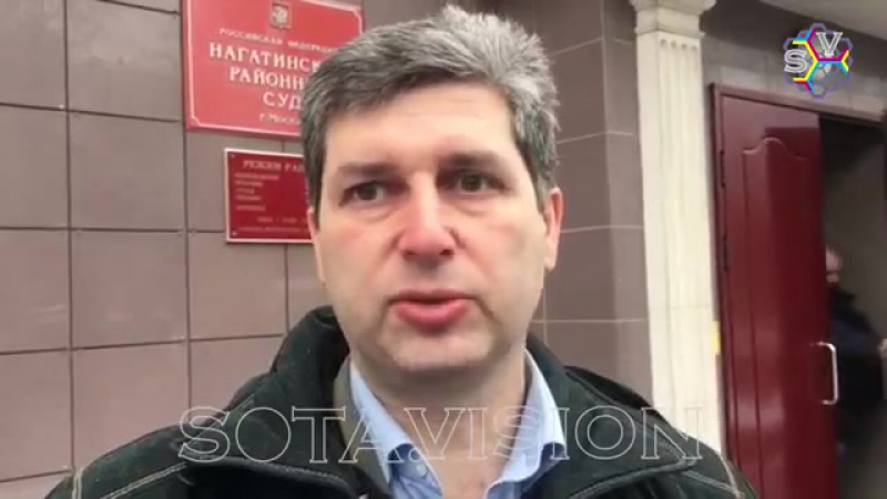 Все фрики кроме Навального Марк Гальперин со скамьи подсудимого