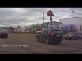 Сегодня с утра, возле южной автостанции. Следите за колесами!