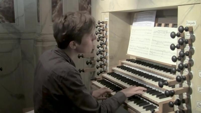 663 J. S. Bach - Preludio chorale Allein Gott in der Höh sei Ehr, BWV 663 - Aude Schuhmacher