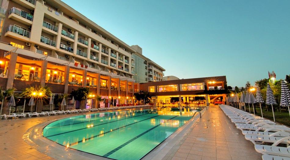 Турция, Алания Раннее бронирование на 8 дней, отель 5*, всё включено за 18496 руб. с человека!