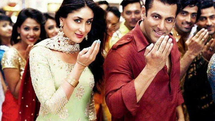 'Aaj Ki Party' Song - Mika Singh, Salman Khan, Kareena Kapoor - Bajrangi Bhaijaan