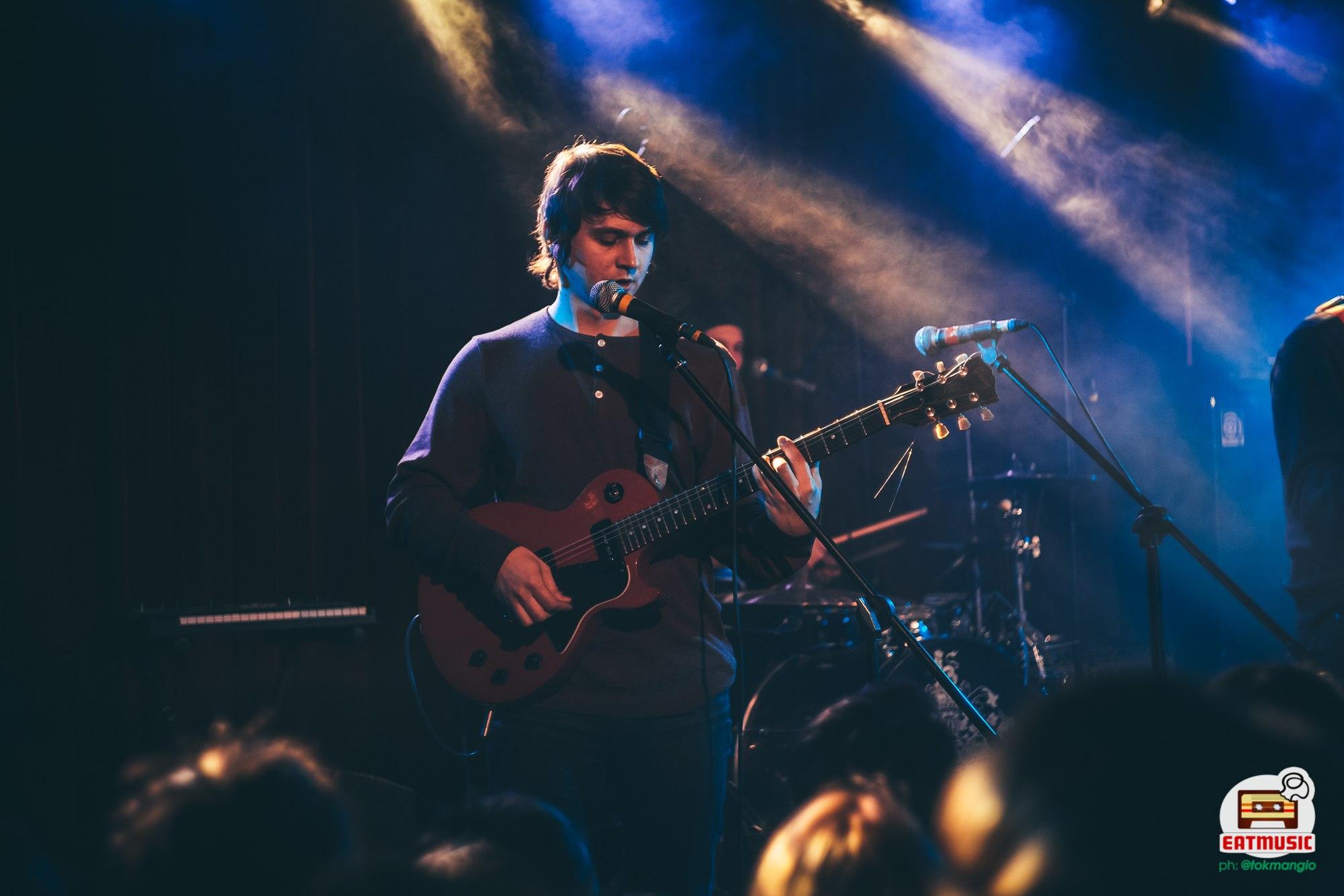 Концерт Park, Squares And Alleys: презентация альбома Cold Blood Magic Иван Ситнянский