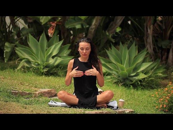 Медитация от внутреннего конфликта