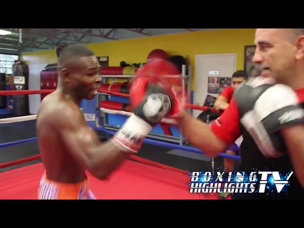Guillermo Rigondeaux Training Highlights 2017