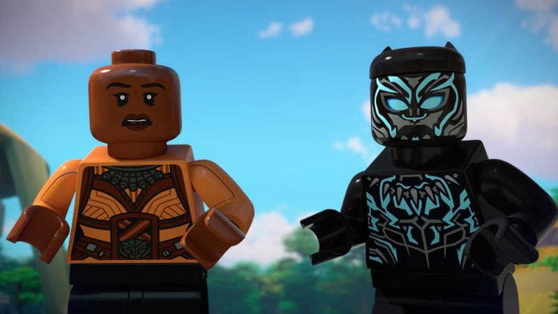 Black Panther: Trouble in Wakanda - LEGO Marvel Super Heroes Trailer