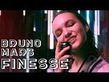 BRUNO MARS - FINESSE (cover Арина Данилова)