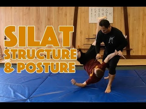 Silat Suffian Bela Diri Breaking Opponent's Structure and Balance