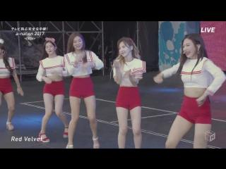 170826 Red Velvet - Red Flavor @ a-nation 2017 (M-ON Ver)