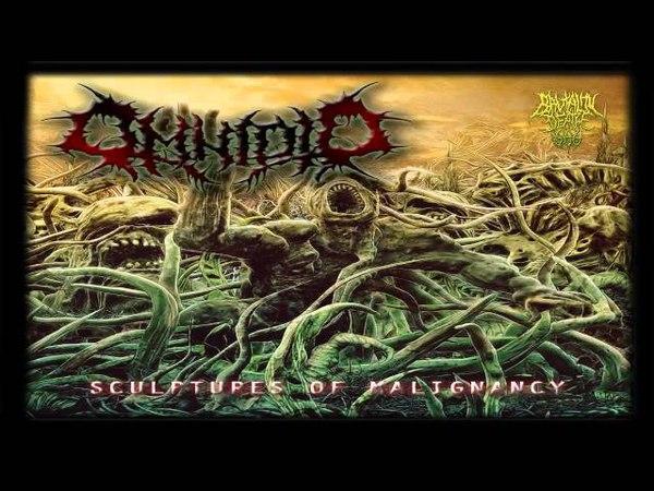 Omnioid - Scupltures Of Malignancy (2013) {Full-EP}