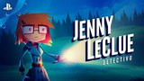 Jenny LeClue - Detectivu - PAX East Gameplay Trailer | PS4