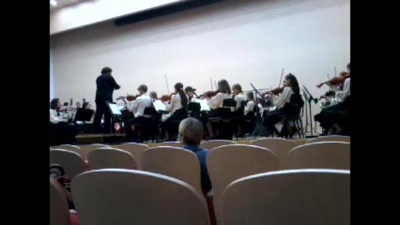 Юные симфонисты