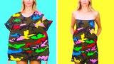 23 GENIUS CLOTHING REVAMPS