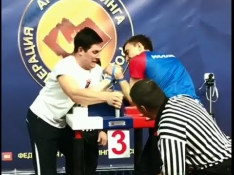 Схватки Чемпионата России по армрестлингу 2018/Зарубы/Armwrestling Russia