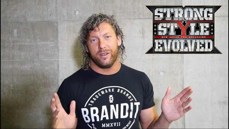 (WP) STRONG STYLE EVOLVED! Tickets on sale 129 Mon, 10am PST 1pm EST!