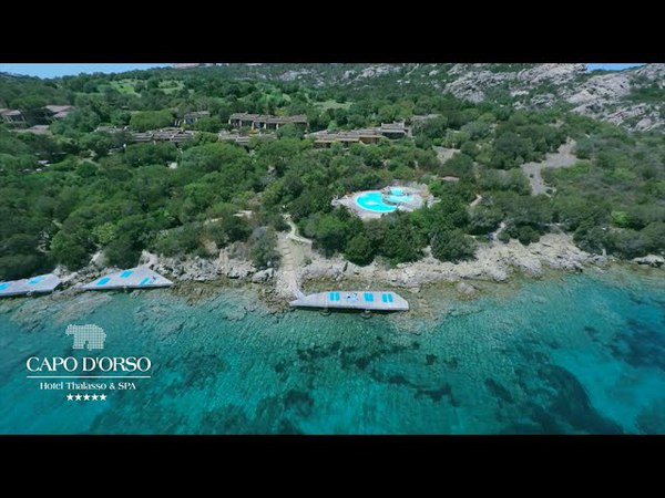 Hotel Capo dOrso - romantico ed esclusivo hotel in Costa Smeralda