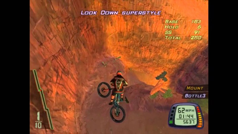 Downhill Domination - Red Pass, Utah FR - Super Career
