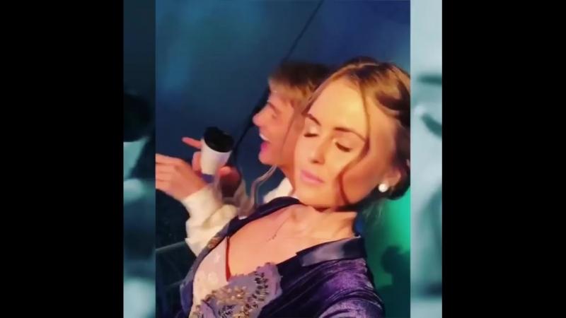 Mr.alexsparrowКруглосуточноТвой уже через пару дней премьера трека с @katya_bleyri , которая выиграла конкурс на то, чтобы спет