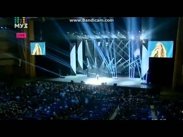 Ани Лорак - Корабли, Медленно (Гала-концерт Премии МУЗ-ТВ 2015 в Кремле) - 07.06.2015